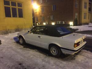 1992 BMW 3-Series Convertible