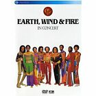 Earth Wind and Fire in Concert 5036369800291 DVD Region 2