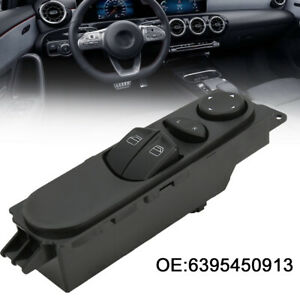 Electric-Master-Window-Switch-for-Mercedes-Benz-W639-Vito-2003-15-6395450913-0z