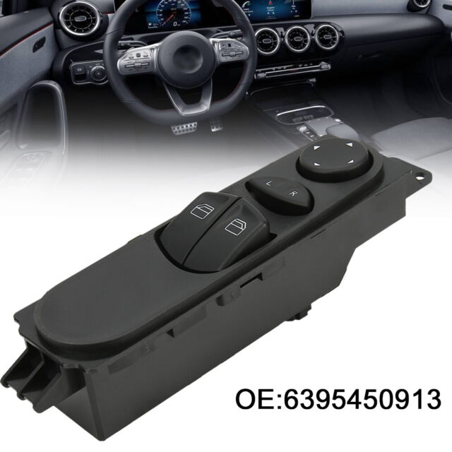Electric Master Window Switch for Mercedes Benz W639 Vito 2003-15 6395450913 new