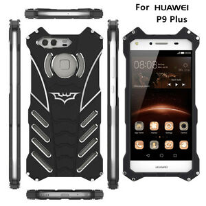uk availability c694b cd391 Details about Brand New R-JUST Batman Metal Aluminum Shockproof Case Cover  For HUAWEI P9 PLUS