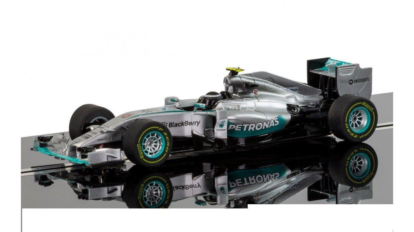 Scalextric C3621A, Mercedes F1 W05 Hybrid Nico Rosberg (2014) 1 32