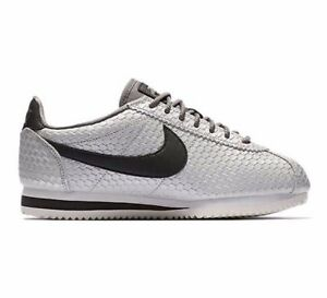 New-in-Box-Nike-Classic-Cortez-SE-902856-006-034-mtlc-Deep-Pewter-034-Multicolore-Taille-PDSF-90