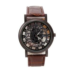 faux watches buckle wristwatches shop leather high analog stainless wrist quanlity fashion shshd promotion quartz promotional steel men for watch mens