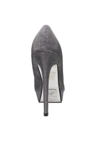 Damen Designer High Heels Glitzer Pumps Elegant Stilettos Plateau Partyschuhe