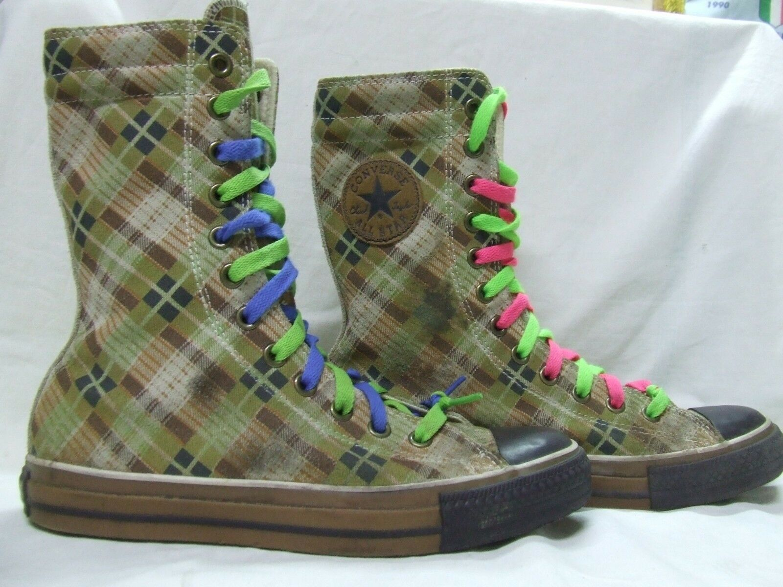 SHOES MAN WOMAN VINTAGE CONVERSE ALL STAR size 6,5 - 39,5 (054)
