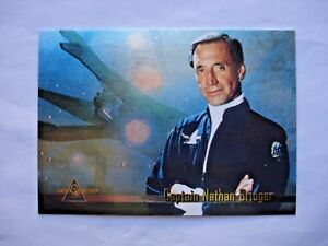 1994-SKYBOX-SEAQUEST-DSV-SPECTRA-FOIL-CHASE-CARD-F4