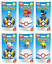 New Mega Construx Pokemon Poke Ball Series 9 Figures Set of 6