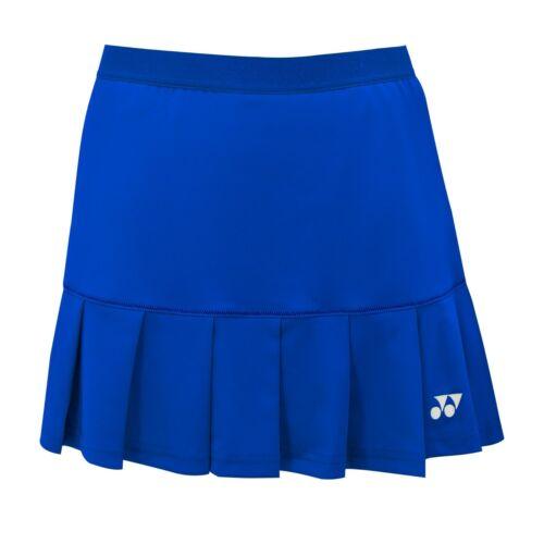 NEW YONEX WOMEN BADMINTON TENNIS TRUCOOL SKORT SKIRT S M L XL BLUE