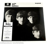 & Sealed - With The Beatles - Mono Edition - 12 Vinyl Lp / 180g Record