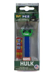 Funko-Pop-Gladiator-Hulk-Pez-Candy-Dispenser-Thor-Ragarok-Marvel-Comics-New