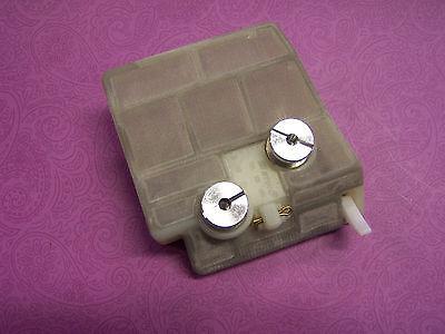 BIlinli 10-teiliges Luftfilterplatten-Kit Trimmerteile f/ür den Austausch der STIHL MS 180-Kettens/äge