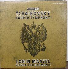 Tchaikovsky fourth symphony Lorin Maazel 33RPM CS6429  010817LLE
