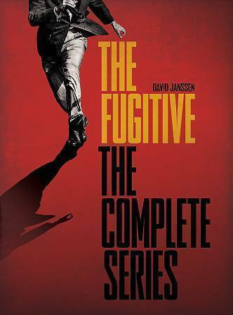The Fugitive The Complete Series Dvd 2015 32 Disc Set For Sale Online Ebay