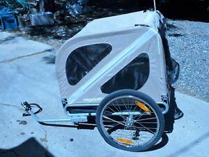 Croozer Dog Bike Trailer Pull Behind Bicycle Pet Carrier Ebay
