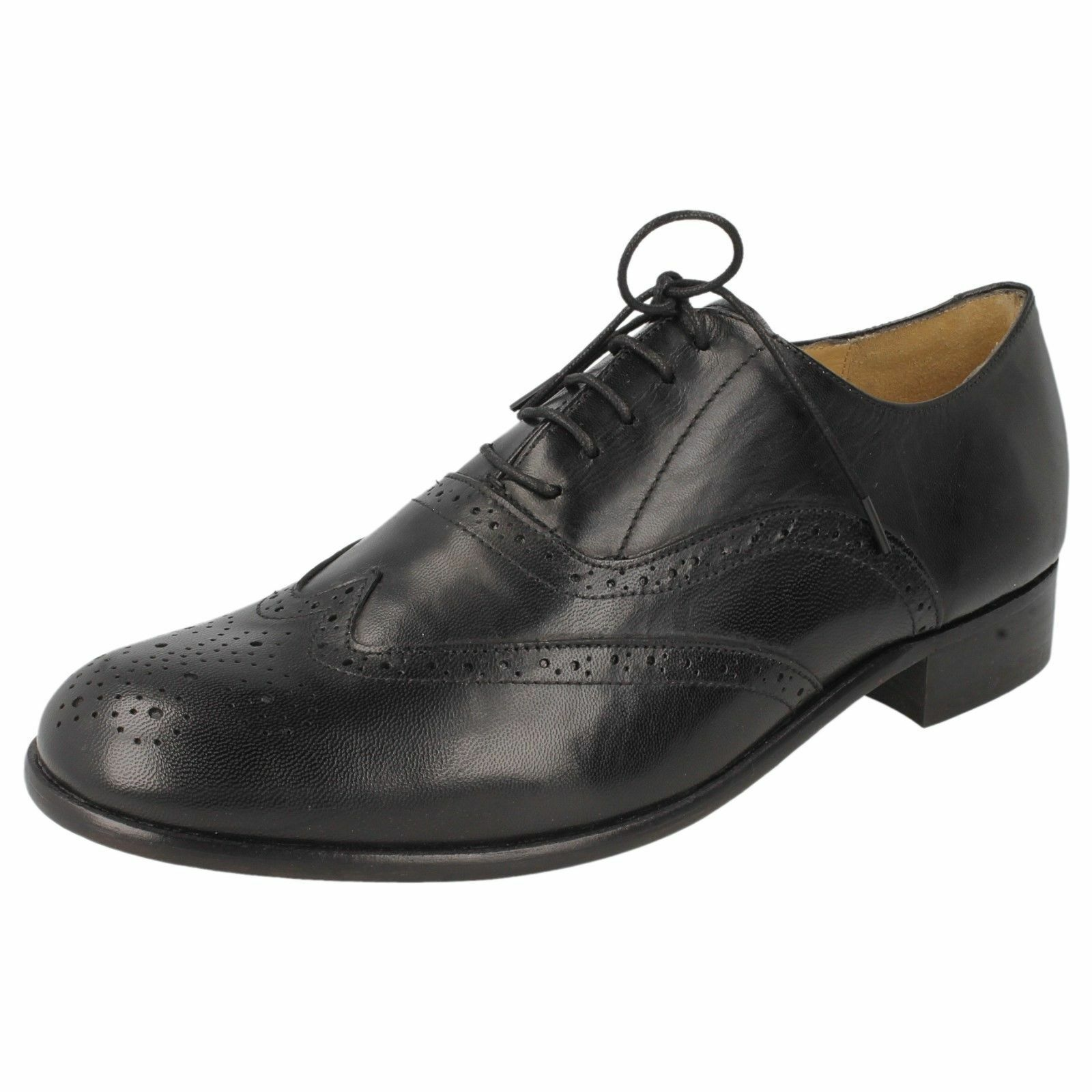 THOMBS BLUNT Euston Mens Leather Lace up Brogue