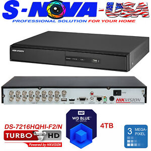 Hikvision-16-Channel-DVR-16CH-DS-7216HQHI-F2-N-TVI-AHD-CVI-2CH-IP-UP-TO-3MP