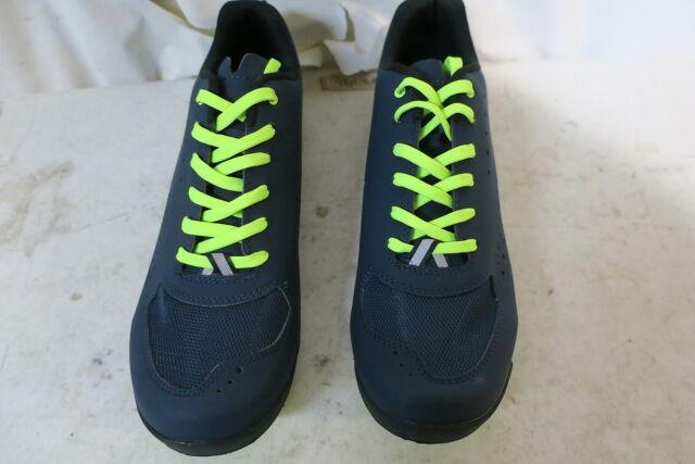 Louis Garneau Signature 84 Cycling Shoes Men/'s EUR 41 US 8 Black//Yellow