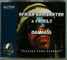 Afrika Bambaataa & Family vs Danmass / Electro Funk Express