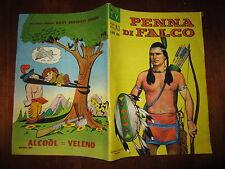 PENNA DI FALCO VEDETTE DELLA TV NUMERO 3 EDITRICE CENISIO MAGGIO 1961