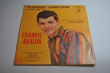 Frankie Avalon (C-1052) Tuxedo Junction / Where are you  *Picture sleeve only*