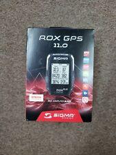 Sigma ROX 7.0 GPS Wireless Bicycle Computer Altimeter Hiking Strava GPS