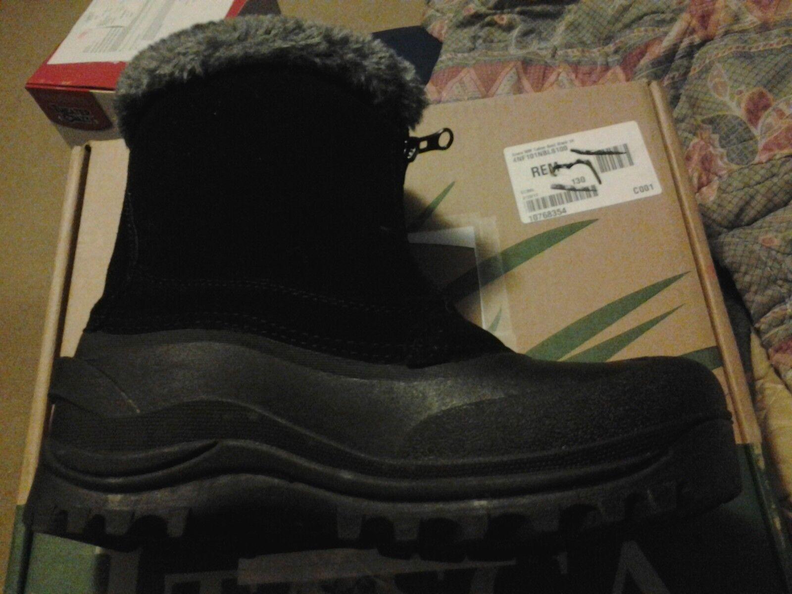 Itasca Tahoe Waterproof Winter Boots - Black - Women's 10