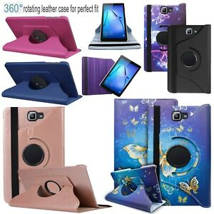 Samsung-Galaxy-Tab-A-10-1-2016-FLIP-Leather-Tablet-Stand-Cover-Case-T580-T585