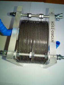 hydrogen generator hho 21 plate dry cell ebay. Black Bedroom Furniture Sets. Home Design Ideas
