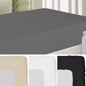 Fitted-Sheet-Brushed-Ultra-Comfortable-Luxury-Soft-Microfiber-By-Utopia-Bedding