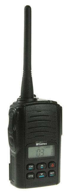 WINTEC LP-4502 PLUS - PMR-446 Funkgerät 16 Kanal - Lieferzeit beachten