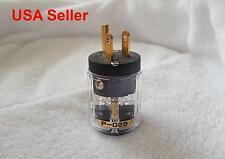 Oyaide P-029 Hi end US Power Plug HiFi Audio Mains Amplifier Connector Adapter