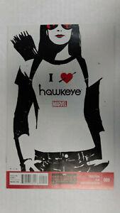 HAWKEYE-9-1st-Printing-Kate-Bishop-Clown-2013-Marvel-Comics