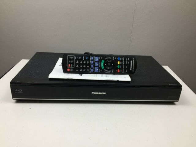 Panasonic - DMR-PWT530 - Blu-ray Player - 500 GB DVD Recorder - Twin Tuner -