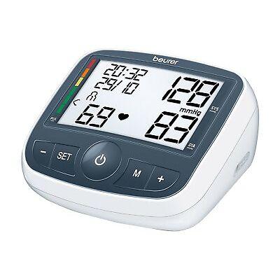 BEURER BM 40 Oberarm-Blutdruckmessgerät XL-Display Arrhythmie-Erkennung