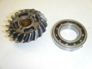 Transmission-Sortie-Milieu-Driven-Biseau-Gear-Roulement-93-Yamaha-Timberwolf