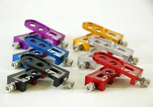 Blue Snap BMX Products Series II Chain Tensioners
