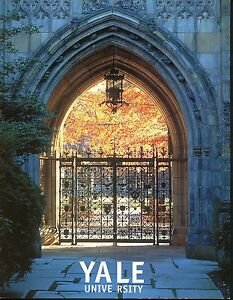 US-FDC-UX361-USPS-Ceremony-Program-2001-New-Haven-CT-Yale-University