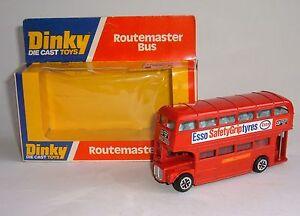 Dinky Toys n ° 289, autobus Routemaster, superbe