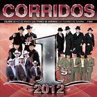 Corridos #1's 2012 by Various Artists (CD, Jan-2013, Disa)