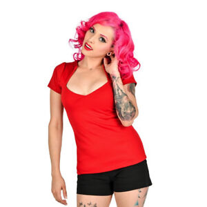De Arriba M Vestir Mujer Prendas Sophia talla Rojo Ropa Nuevo Camisa Steady qBnw4YHxaq