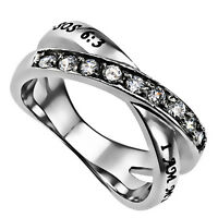I Am My Beloved Ring, Promise Ring For Her, Christian Bible, Stainless Steel