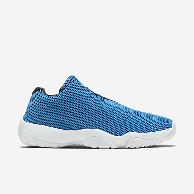 718948-400 Air Jordan Future Low Photo Blue/Black/White 8-12 New In Box Wild casual shoes