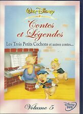 DVD - WALT DISNEY : LES TROIS PETITS COCHONS / COMME NEUF