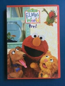 Details About Elmo S World Pets Used Acceptable