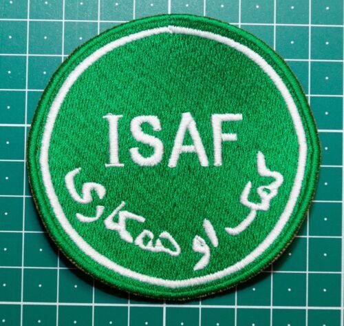 "Bundeswehr International Security Assistance Force /""ISAF/"" Patch"