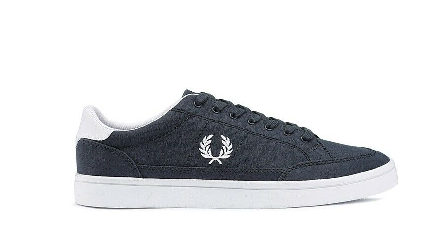 FRED PERRY  SFPM1833118 491 Deuce Canvas 491