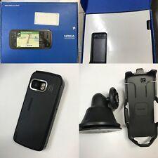 Nokia XpressMusic 5800 - Black (Unlocked) Smartphone