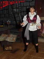 Big Jim Größe - Custom : MARY REID  Piratenkönigin / Pirate - Buccaneer / Mattel