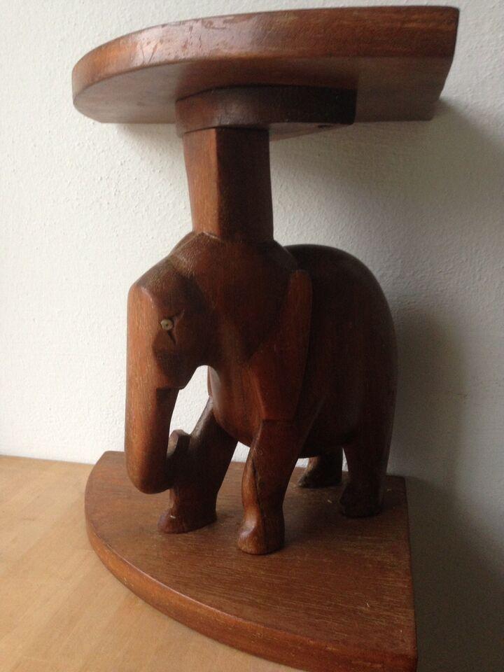 Andre borde, Elefant bord, teaktræ